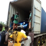 container à Kaya