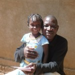 Omar et 1 enfant parrainé