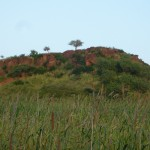 paysage autour de kaya octobre
