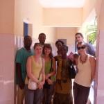 équipe médical octobre 2012