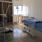centre médical salle d'op