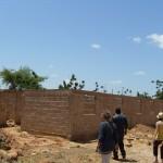 maternité en cours de construction octobre 2012